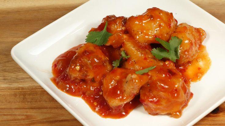 Gobi (Cauliflower) Manchurian | Manjula's Kitchen | Indian Vegetarian Recipes | Cooking Videos