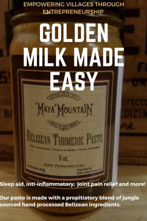 Turmeric — Maya Mountain Coffee and Spice Company