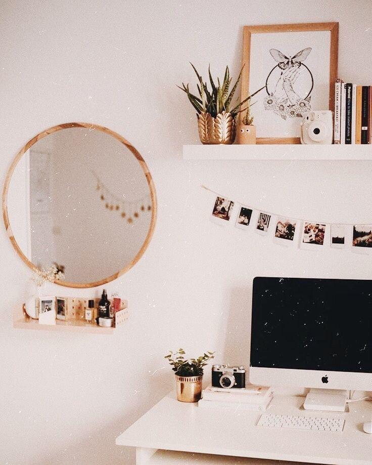 Arbeitsplatz Room Inspiration In 2019 Zimmer Deko Ideen Zimmer