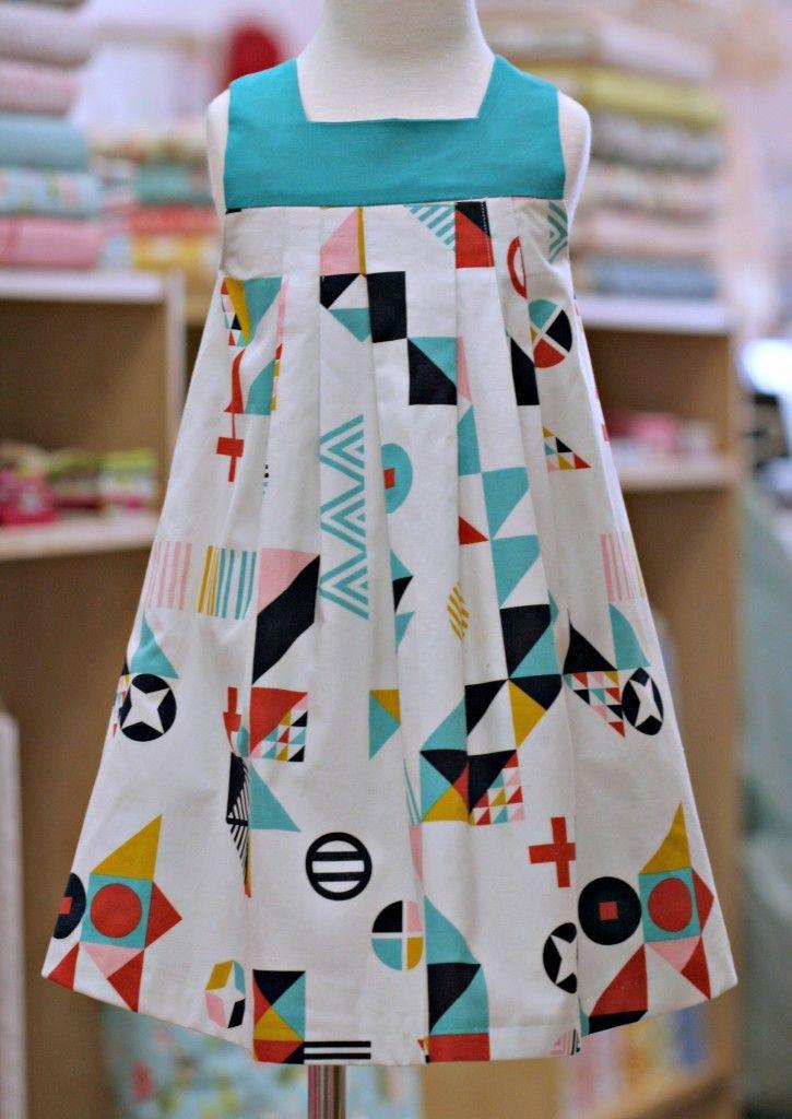 Lizzy by Bonnie Blue with Tsuru Fabrics | Lola Pink Fabrics
