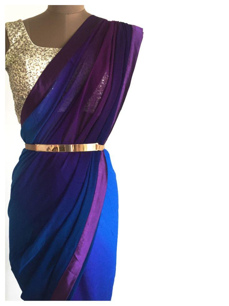 The Night Ombré Sari The Night Ombré Sari More stock added. Shop on our website! Link in bio. #sari #ombré #ombresari #saristyle #saridesign #saridrape #saree #indianweddingsvancouverbc #torontolife #bridesmaid #desibridesmaids #desiwedding #indiansummer #summernights