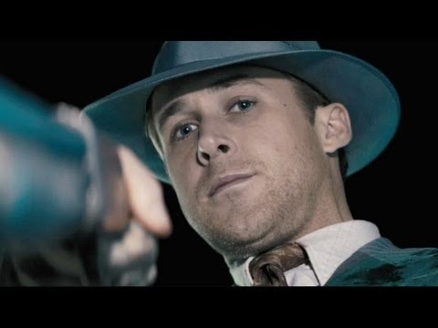 Gangster Squad //    Cast: Josh Brolin, Ryan Gosling, Emma Stone, Sean Penn //    Los Angeles, 1949. Ruthless, Brooklyn-born mob king Mickey Cohen (Sean Penn) runs the show in this town, reaping the ill-gotten gains from the drugs, the guns, the prostitutes and-if he has his way-every wire bet placed west