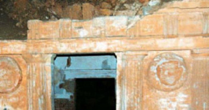 Σπηλιά Εορδαίας, Μακεδονικός τάφος - Spilia Eordaias, Ancient Macedonian Tomb