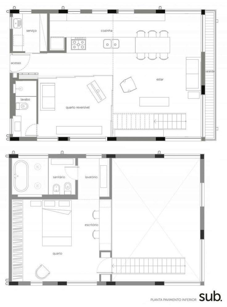 10 besten floor plans bilder auf pinterest kleine h user. Black Bedroom Furniture Sets. Home Design Ideas