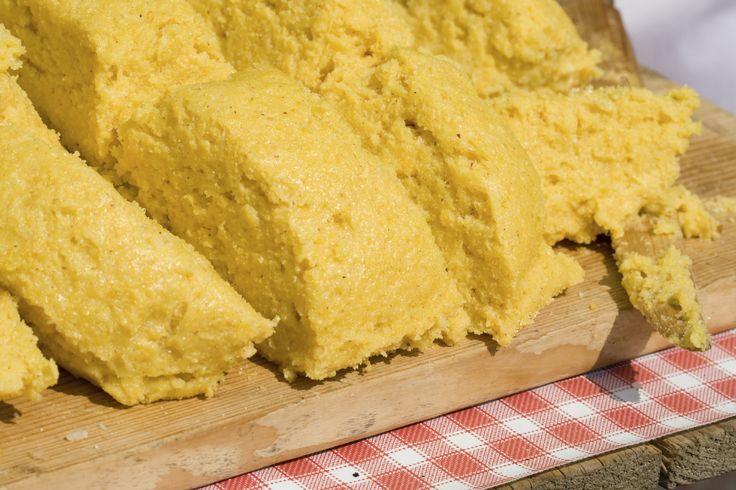 Come fare la polenta Bramata in pentola pressione