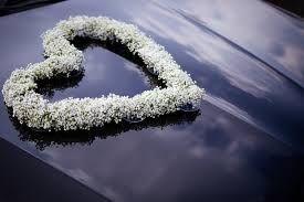 Hochzeitsauto wedding car