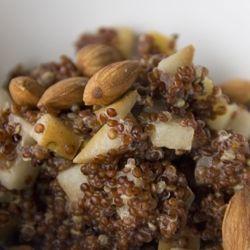Pears, Quinoa and Cinnamon on Pinterest