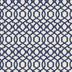 Sultana Lattice Luna Contemporary Drapery Fabric by Iman - Drapery Fabrics at Buy Fabrics