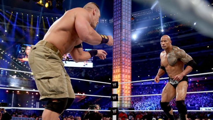 """Is John Cena taking one step closer to becoming The Rock? The wrestlers may share another thing in common by acting in a film based upon a video game. John Cena is currently in negotiations to star in the title role in """"Duke Nukem,"""" which would be a big-screen adaptation of the popular video ga..."""