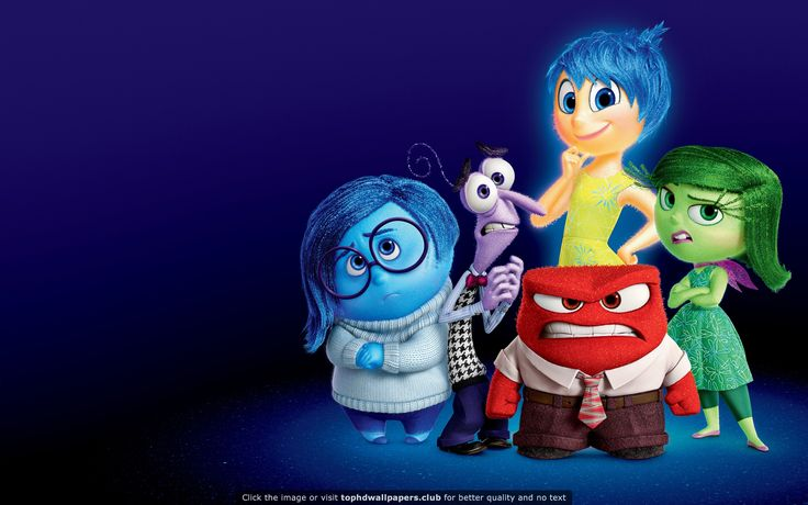 Inside Out Movie HD wallpaper for your PC, Mac or Mobile device