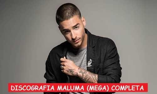 Descargar Discografia Maluma Mega Exitos 2017
