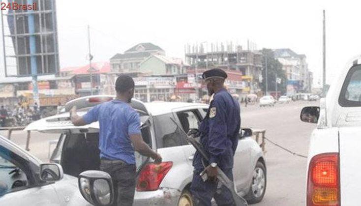 Forças da segurança do Congo matam ao menos 4 pessoas em protestos contra o governo