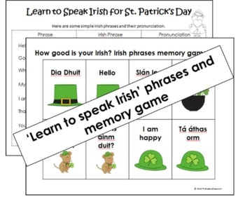 Irish Language Course, Audio CD, Learn, Speak, Instruction
