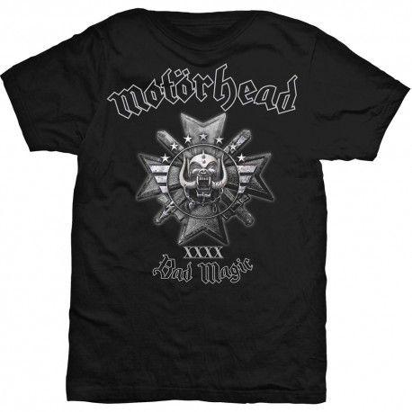 Tricou Motorhead: Bad Magic
