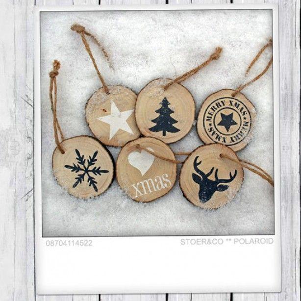 Leuke houten hangers van Stoer & Co