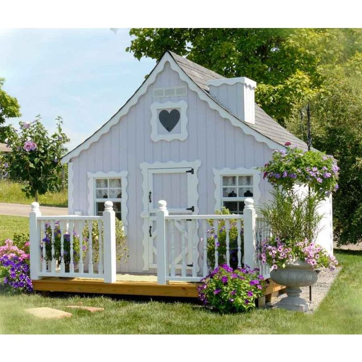 Amish Built Playhouses : Best amish playhouses images on pinterest playhouse