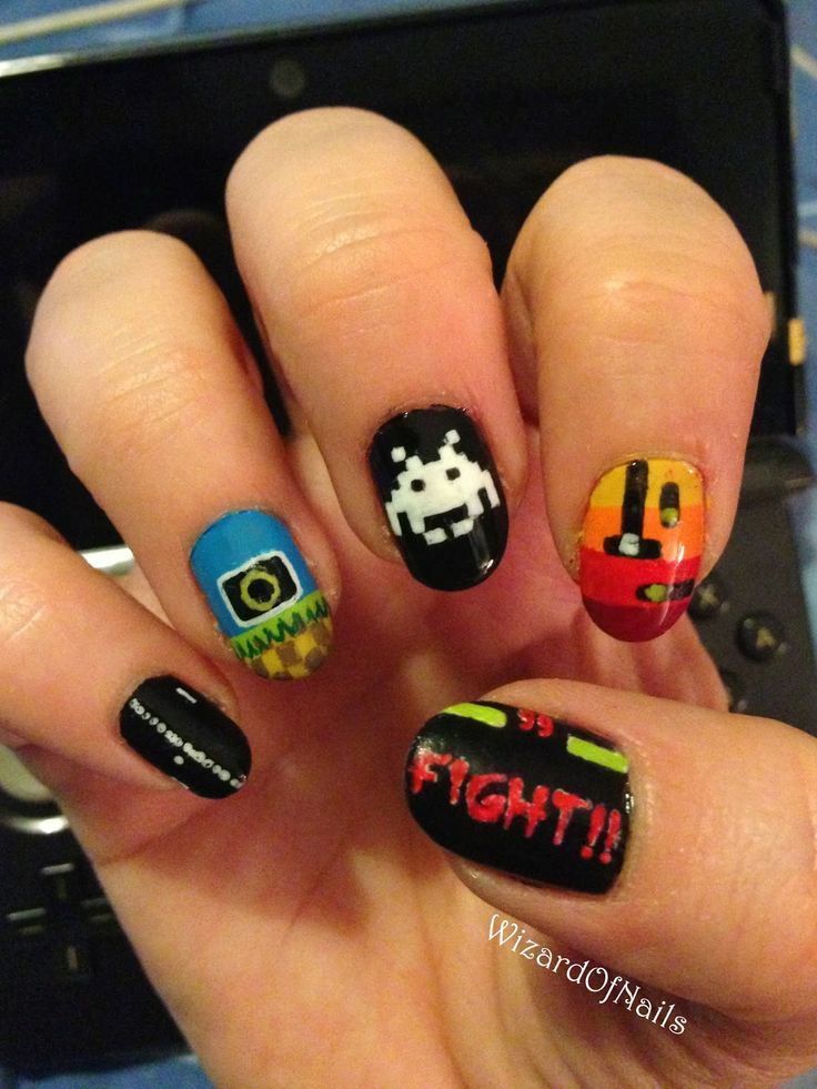 64 best Nailed it! images on Pinterest | Videogames, Nail art ideas ...
