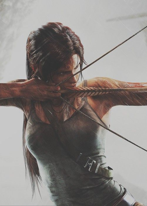 """Lara Croft ❁❁❁Thanks, Pinterest Pinners, for stopping by, viewing, pinning, & following my boards. Have a beautiful day! ❁❁❁ ****✮✮""""Feel free to share on Pinterest""""✮✮"""" #fashion #gifts www.unocollectibles.com"""