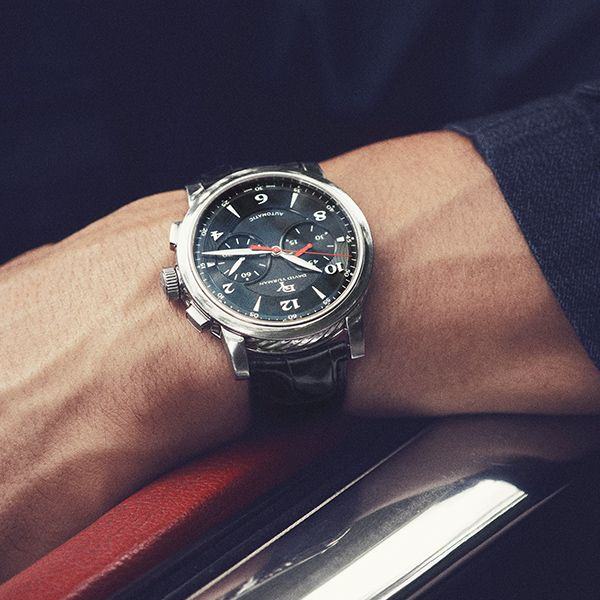 a classic timepiece complements everything davidyurman