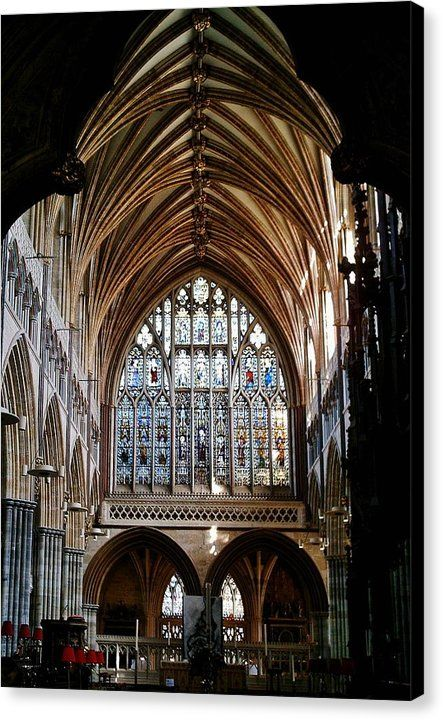a description of architectural items used in gothic cathedrals Metaphysics, and optics in gothic cathedral architecture and sacred literature of   suger's description of the rebuilding of st-denis echoes language  were  used by plato to represent the four elements: tetrahedron for fire,.