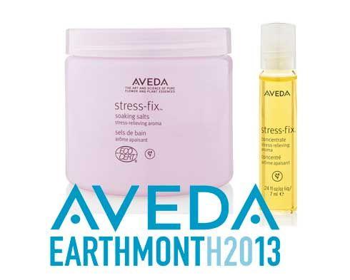 Win Aveda stressfix producten