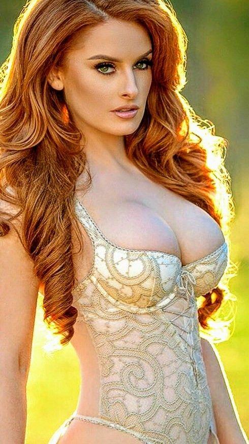 Redhead model charlie