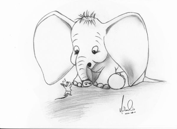 Type: Disney . Name: Dumbo.