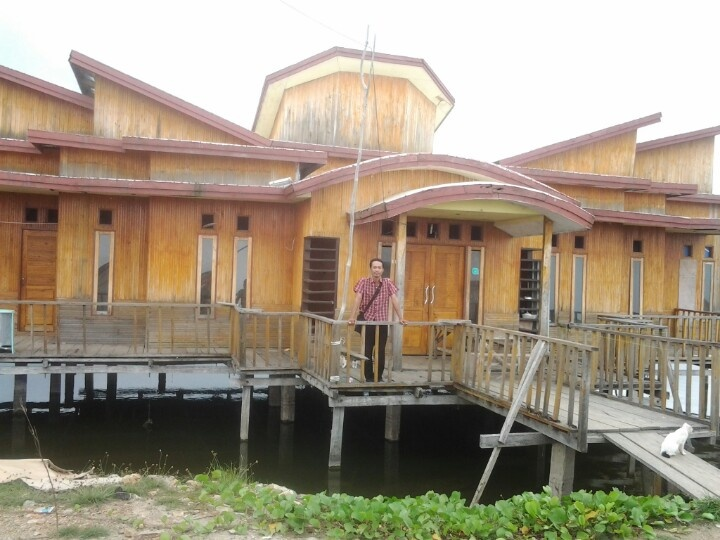 Kolaka-south east sulawesi-Indonesia unique local house