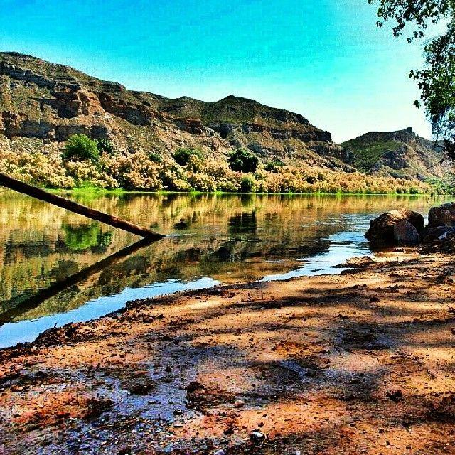 atalayacasarural's photo. Embarcadero de Torres de Berrellen.....  Un lugar con magia de la #riberadelebro