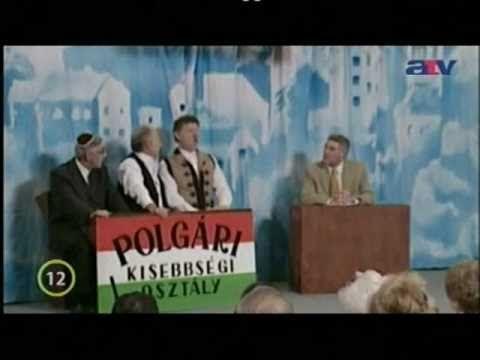 Sas kabaré - Polgári Kisebbségi Osztály - YouTube