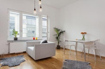 Redargatan 7, 5tr, Hammarby Sjöstad, Stockholm  1:a · 29 m2 · 1 961 kr · Accepterat pris: 1 550 000 kr