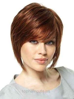 15 Breathtaking Short Hairstyles for Oval Faces – With Curls & Bangs Brown Short Hairstyles for Oval Faces  http://www.tophaircuts.us/2017/05/16/15-breathtaking-short-hairstyles-for-oval-faces-with-curls-bangs-2/