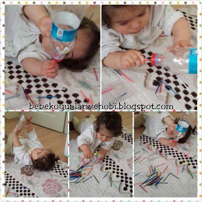 Bebek oyunları ve hobi: dikkat geliştirici oyunlar