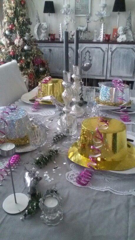 Dekoration New year, nuevo año
