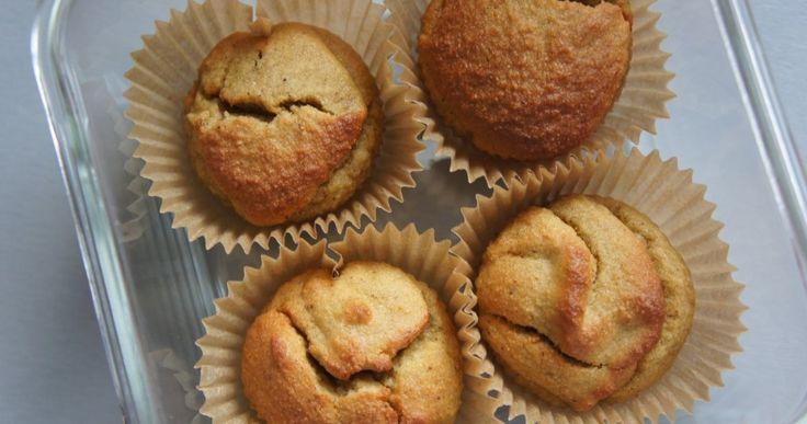 Voedzo  –  Supersimpele honingcakejes (suikervrij, zuivelvrij, glutenvrij)
