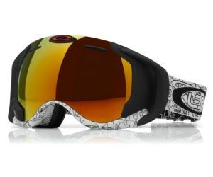 Restez connecté au ski grâce au masque Oakley Airwave. #Cimalpes