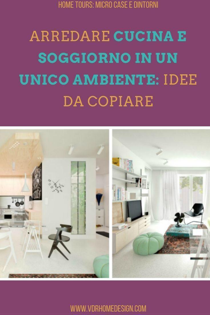 Unico Ambiente Cucina Soggiorno cucina e soggiorno in un unico ambiente le idee da copiare