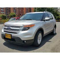 Ford Explorer Xlt Limited 2012