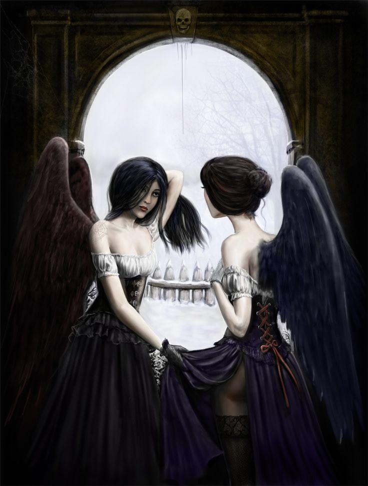 bdsm girls angel of fantasy