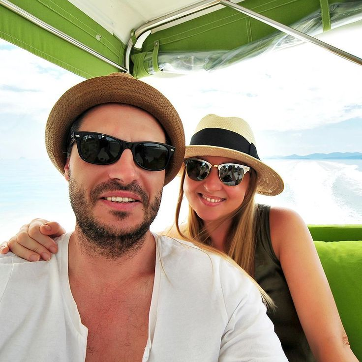 Liz & Dan...Thailand....Riding the #boat in the #PhangNgaBay, on our way to the #amazing #SixSenses #YaoNoi #resort in #Thailand. Photo by @travelplusstyle. More: http://www.travelplusstyle.com/in-our-lens/photos-by-ts-six-senses-yao-noi-thailand •••••• #travel Luxury #Style #Island #selfie #summer #tropics #sea #ocean #nofilter #barefootluxury #slowlife #nofilter #travelpic ••• cc @sixsenseshotelsresortsspas