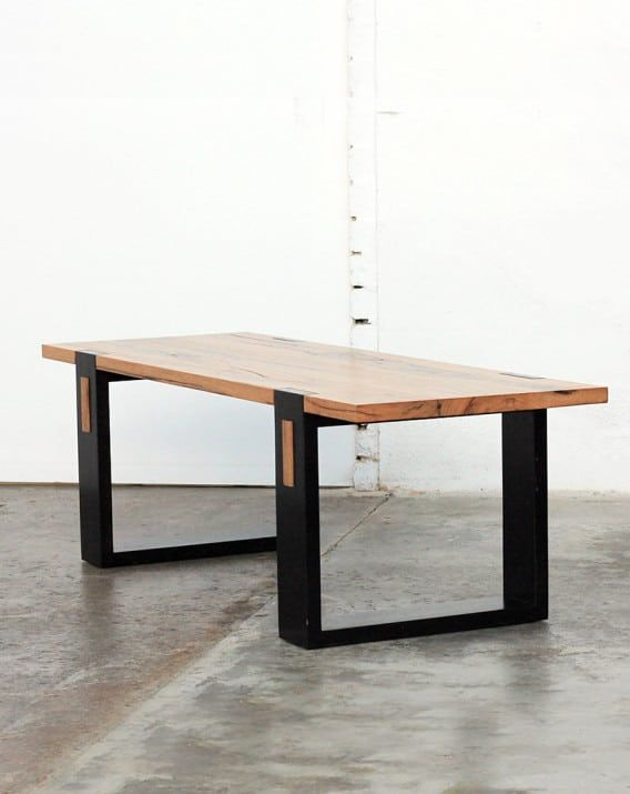 Strathewen Coffee Table - Recycled Timber Furniture Melbourne, Yard Furniture