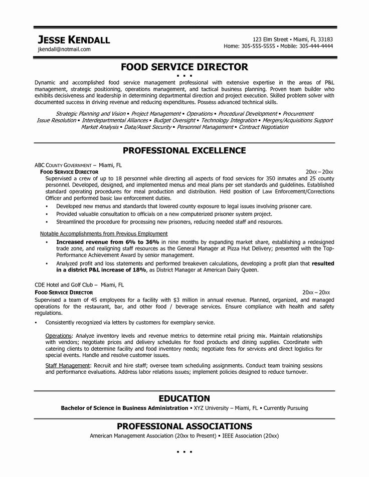 27 cover letter for food service job resume samples