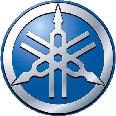 pin  galileo arosio  motore yamaha logo logo psd motorcycle stickers