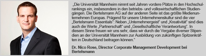 Uni-mannheim.de: Förderer-Statements