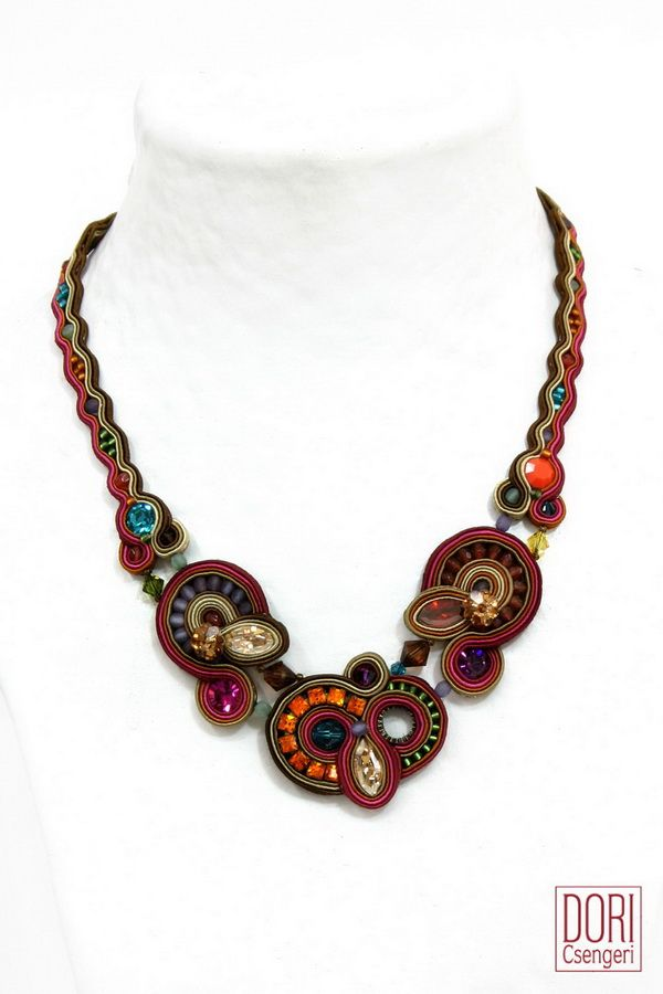 princess necklaces : Phoenix Unique Necklace