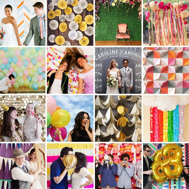 116 best backdrops images on pinterest party ideas shop windows 16 fun photo backdrop ideas for your next party solutioingenieria Choice Image