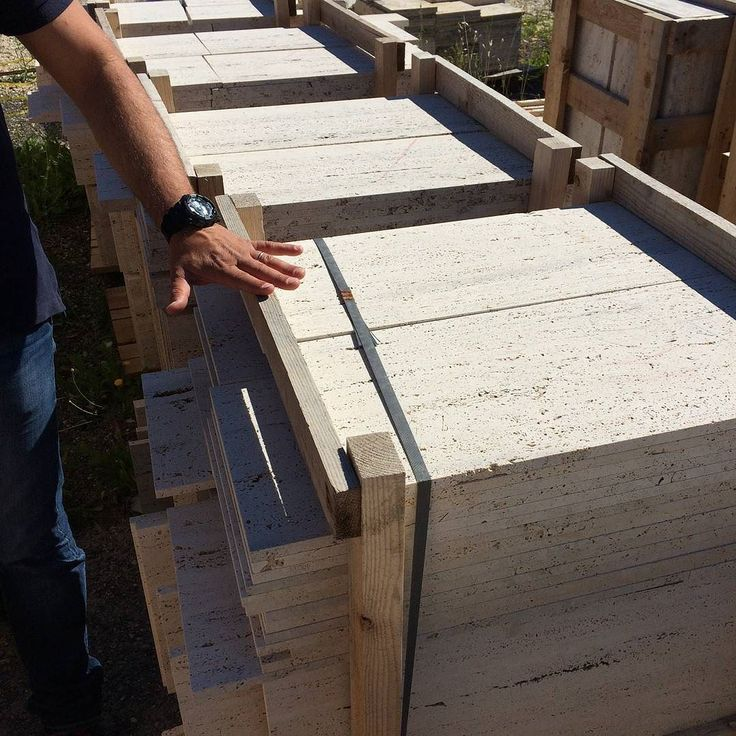 Very exciting. Stone floor arrived for my house in Stoke Newington. Start on site mid summer. Time to start a new hashtag... Um #neilandlucy'shouse should do it.
