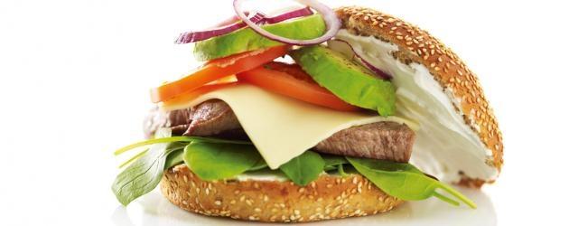 Sund opskrift: Hjemmelavede burgere