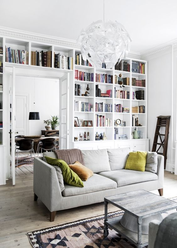 Cool 17 Best Ideas About Floor To Ceiling Bookshelves On Pinterest Largest Home Design Picture Inspirations Pitcheantrous
