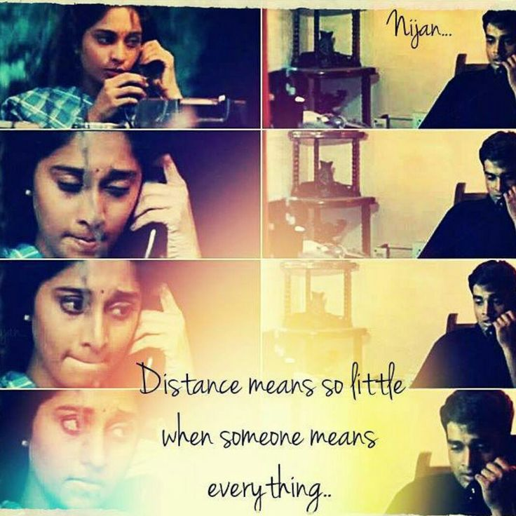Distance means so little when someone means everything   #alaipayuthey #alaipayuthe #shalini #madhavan #maddy